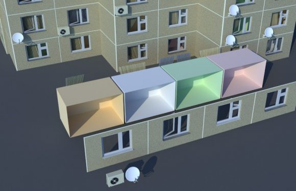 Architectural 3D Rendering-An Intro