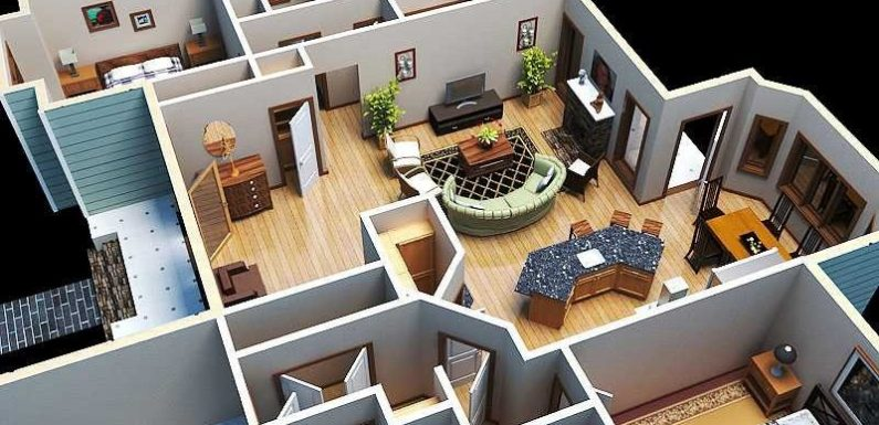 Media Influences on Interior Planning