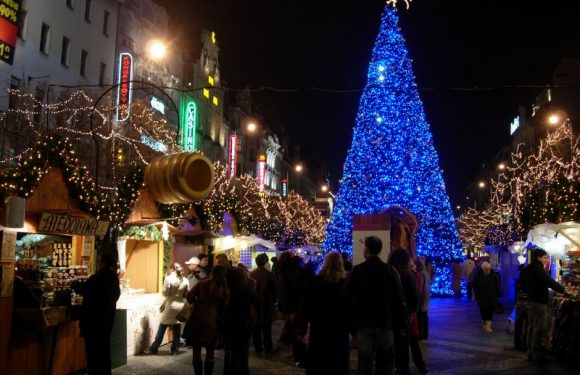 The World's Best Christmas Markets