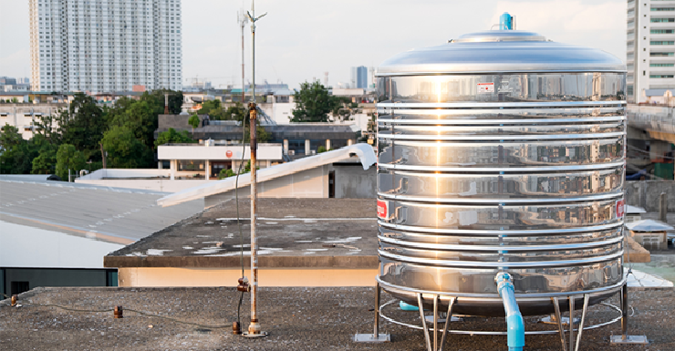 Why Are Stainless Steel Water Tanks The Most Popular?
