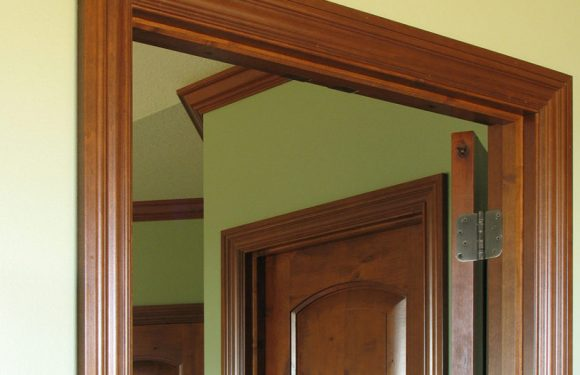 How To Install a Wood Door And Frame
