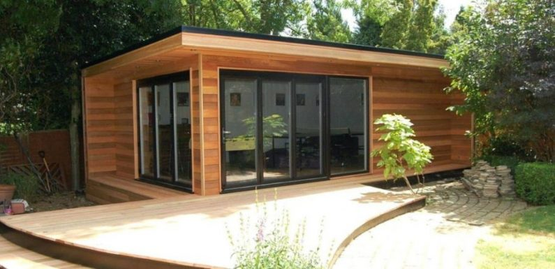 Stylish And Functional Garden Buildings
