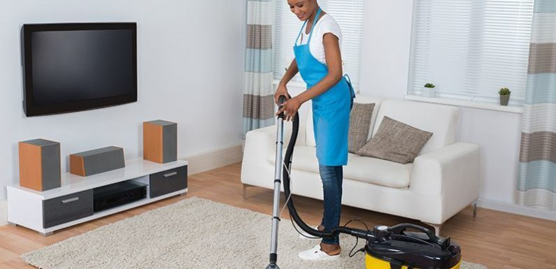Why You Should Routinely Clean Your House (And How To)
