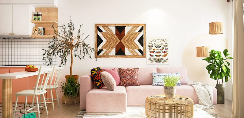 Bohemian Home Styling Tips