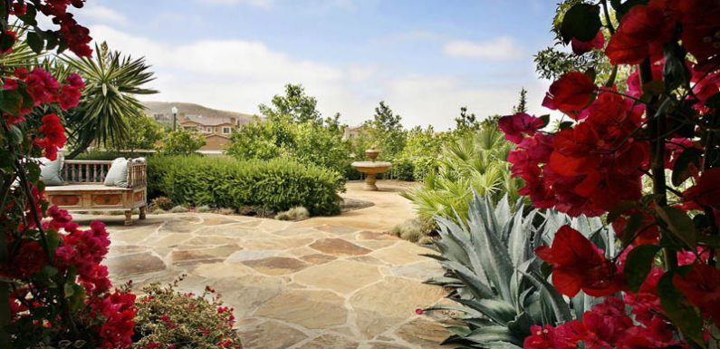 Which are the prominent reasons of landscaping?