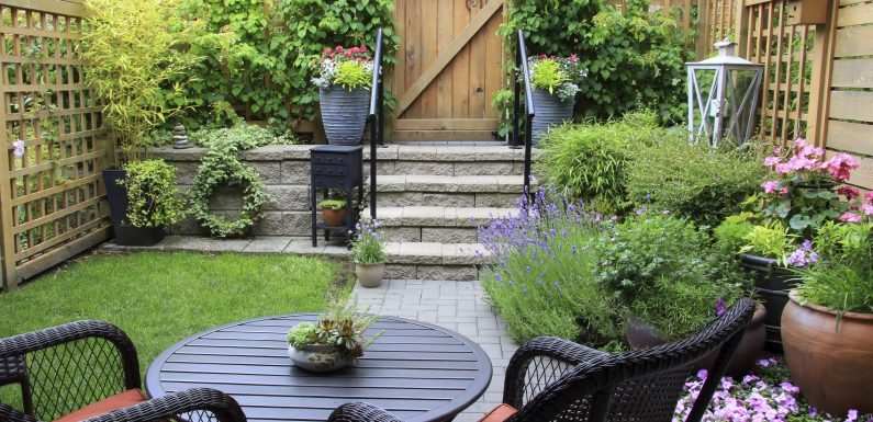 6 Ways to Make the Most of a Small Garden